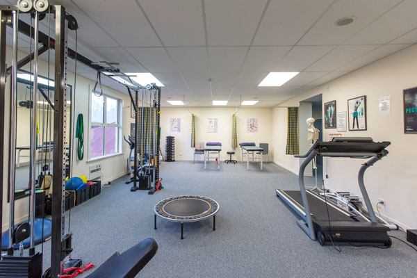 Clinic & Rehabilitation at Queenstown Physiotherapy